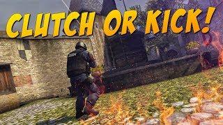CS:GO - Clutch or Kick! #94