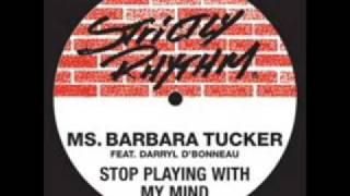 Barbara Tucker feat Darryl D'Bonneau - Stop Playing With My Mind (Whiplash_and_Turner_Vocal_Mix)