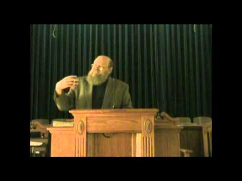 Rev. Dr. Kenneth Talbot - 2010 Reformed Presbyterian Church General Assembly