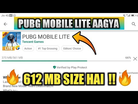 Download Pubg Mobile Lite Finally Launched In India Download