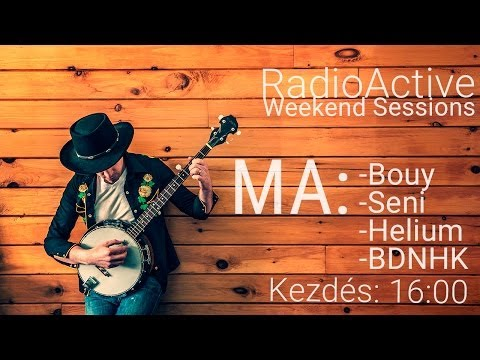 AP Music @ RadioActive Weekend Sessions 2016/01/09 14:00