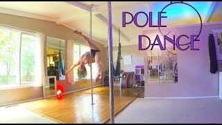Pole Dance Training : Hands Free Meathook Is Back