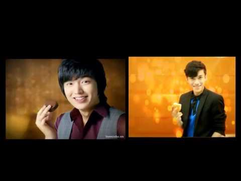 VN đạo quảng cáo của Lee Min Ho trắng trợn