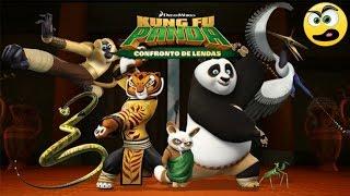Kung Fu Panda confronto de lendas PC Gameplay PT-BR