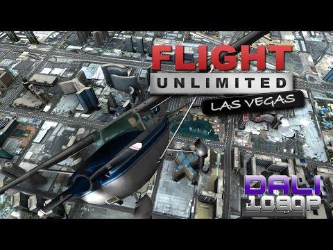 Flight Unlimited Las Vegas PC Gameplay 60fps 1080p