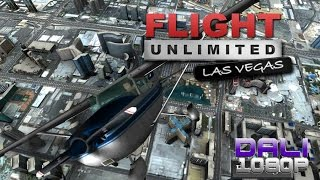 Flight Unlimited Las Vegas PC Gameplay 60fps 1080p