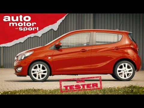 Opel Karl: Der uncoole Bruder des Adam? - Die Tester | auto motor und sport