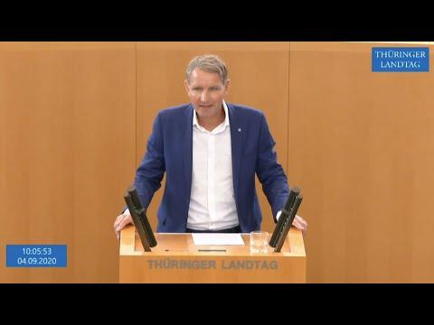 Die Plenarrede unseres Fraktionsvorsitzenden Björn Höcke zum geplanten Sonderhaushalt