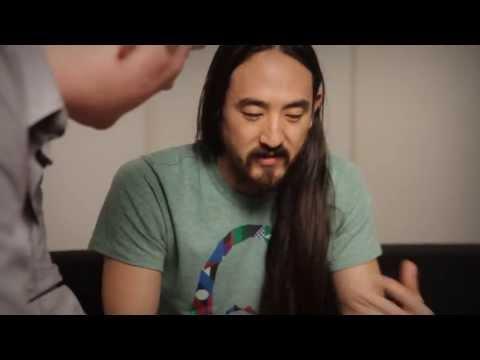 Steve Aoki interview - DJ Expo 2013