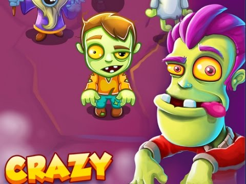 Tap the Zombie Fun Kids Games - Videos Games for Kids - Girls ...