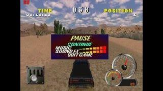 Test Drive Off Road 2 - Open Class Races (T-Rex) - part 3/3
