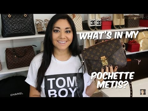 What's in my Pochette Metis? | Emile Cordon