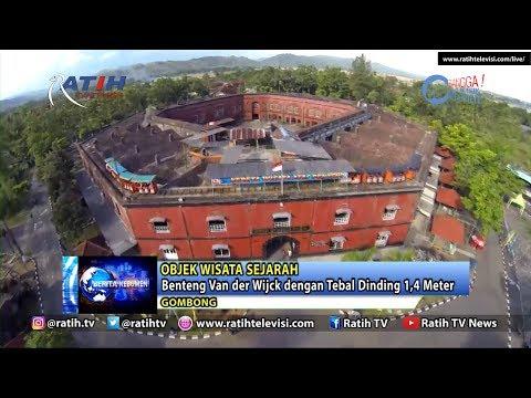 Objek Wisata Sejarah Benteng Van Der Wijck Gombong