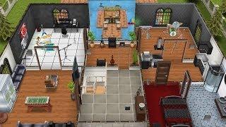 Sims FreePlay- Teen Idol Mansion