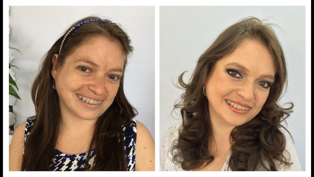 Imagenes de maquillaje para vestido blanco