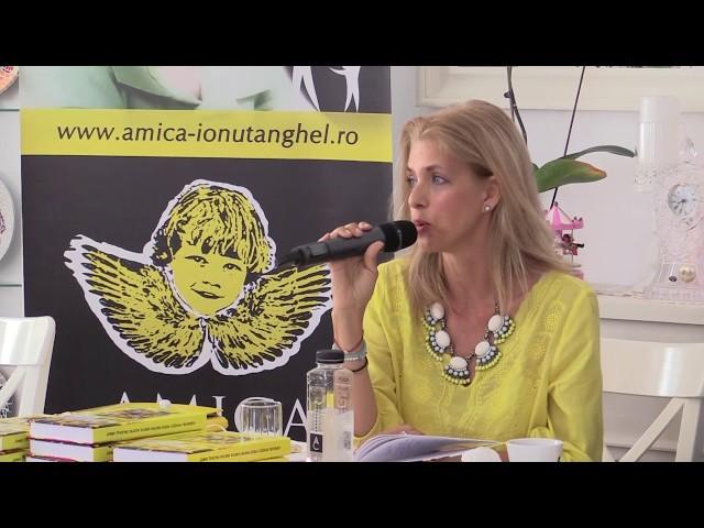 """Bianca Brad - Partea I - Lansare Carte """"Ganduri povesti poezii pentru iubitul nostru ingeras Ionut"""""""