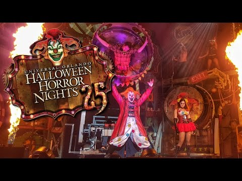 Jacks Carnival Of Carnage - OFFICIAL Full Show - HHN