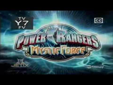 POWER RANGERS ALL OPENINGS (1993-2017)