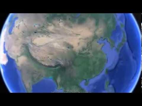 China: A Google Earth Tour