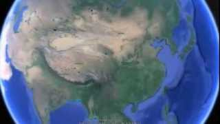 China: A Google Earth Tour