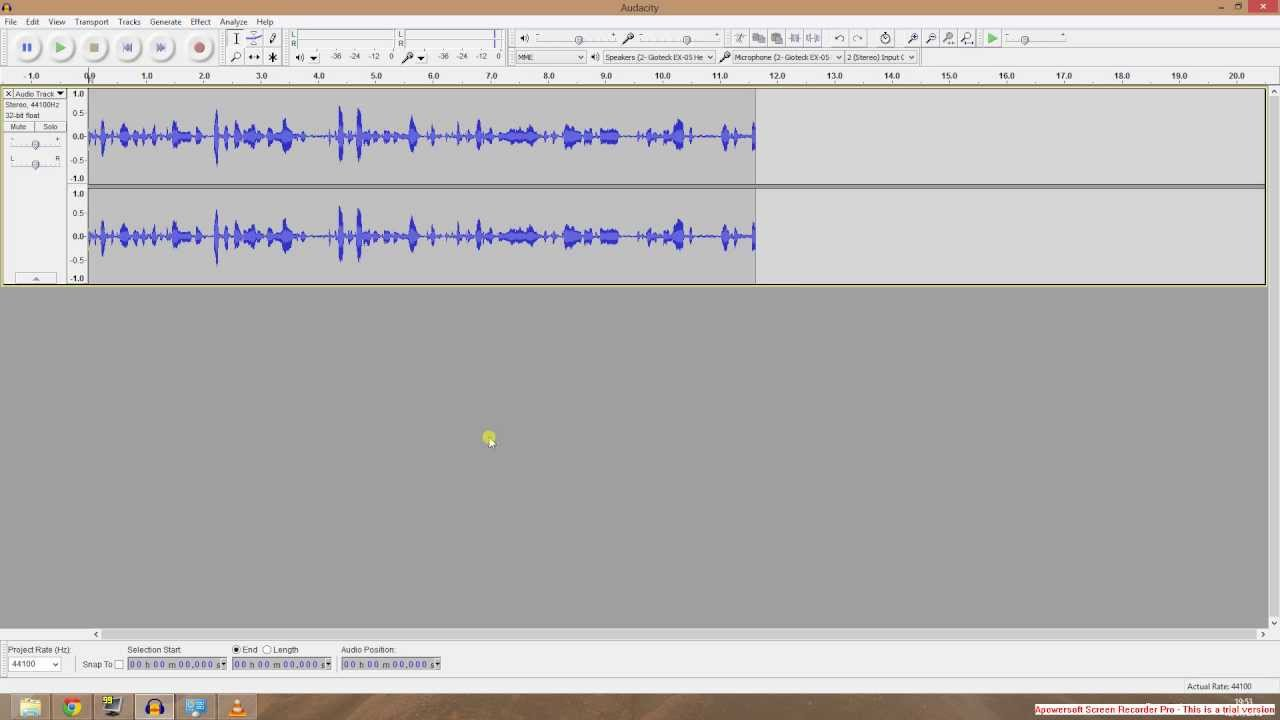 How to fix Audacity microphone and audio problems for commentaries on  YouTube videos