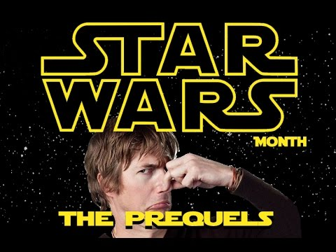 Star Wars Month Episode 1: The Prequels (World Class Bullshitters)