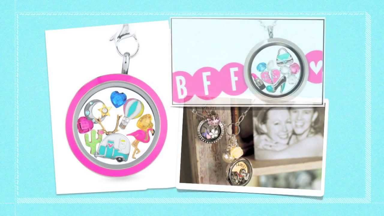 what is origami owl jewelry video by sparkle lockets