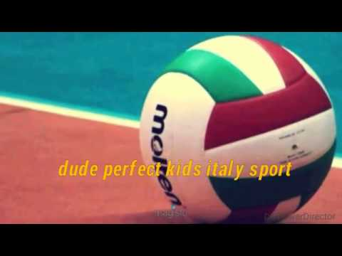 Nuova sigla canale dude perfect kids Italy sport