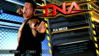 TNA Impact PS3 Review !