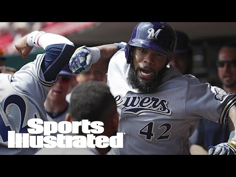 Eric Thames Drug Tested Again, Welcomes More Tests | SI Wire | Sports Illustrated