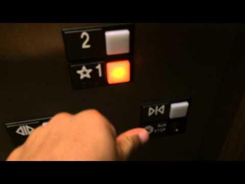 OTIS Series 1(Formerly Lexan) Hydraulic Elevator at Sears, Woodland Mall, Grand Rapids, MI