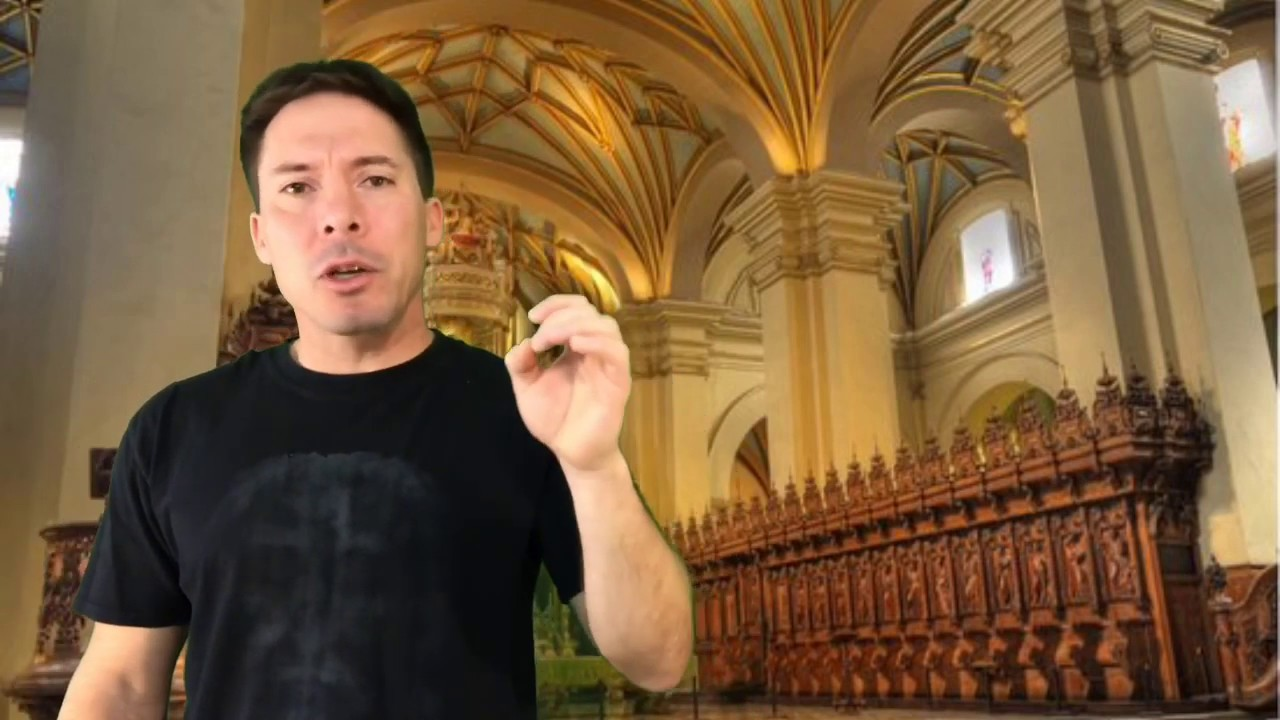 Warning young people about Hell - Fr. Mark Goring, CC