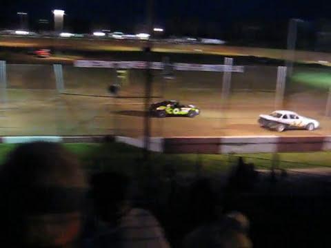 Monett Speedway 8-3-2008 Hornet Heat Race