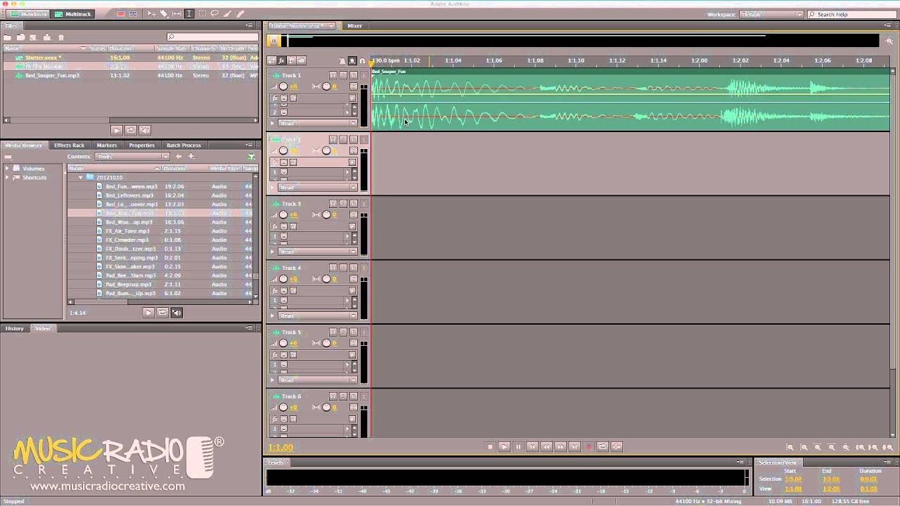 Free Adobe Audition Presets | Adobe Audition |