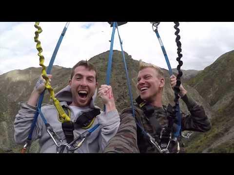 New Zealand Travel Movie 2017