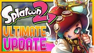 SPLATOON 2 - THE BEST UPDATE EVER (Parody Trailer)