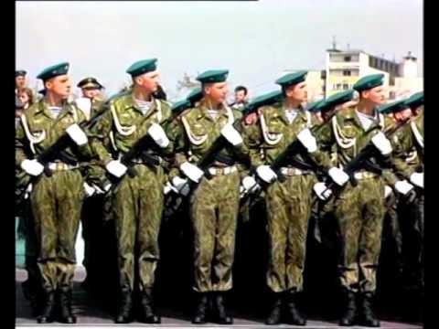 парад победы 1995 года видео