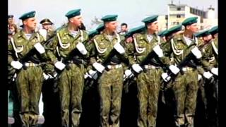 Военный Парад Победы 9 мая 1995 - 50 летие Победы / Military Parade May 9 Victory 1995