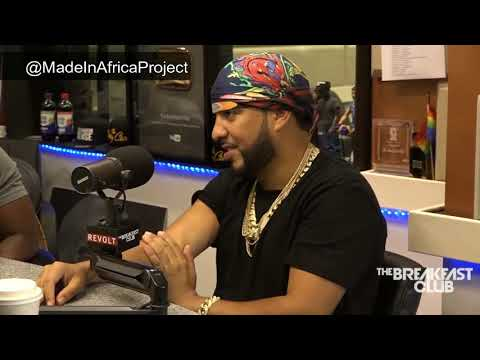 RAPPERS GO BACK TO AFRICA: 50 Cent, TI, Rick Ross, French Montana, Nas, Tyrese, DJ Khaled