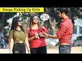 Gunga Picking Up Girls Prank || Funny Reactions || Prank In India 2019 || Funday Pranks