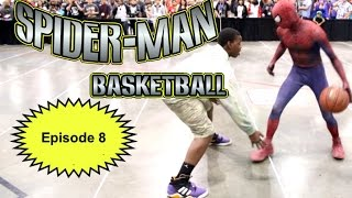 Spiderman Basketball Episode 8 ft. Captain America and Deadpool