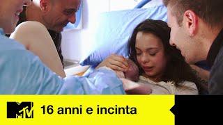16 Anni E Incinta 6, Sharon: il parto e la nascita della piccola Ilary