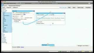 Yahoo Pipes: Keyword CSV Demo