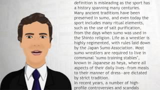 Sumo Wrestling - Wiki Videos