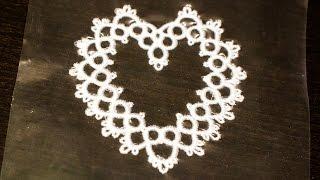 Технология вышивания кружева Фриволите, машинная вышивка