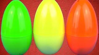 Машинки Сюрприз Яйца Игрушки Мультики Amazing Kinder Surprise Egg