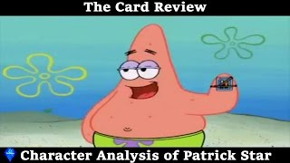The Card Review (Has Patrick always been a psychopath?)