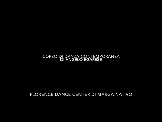 Il Florence Dance Center non si ferma - Corso Danza Contemporanea