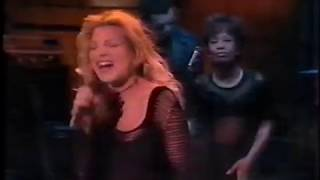 Taylor Dayne - Can't Get Enough Of Your Love LIVE on Tonight With Richard Stubbs 1993