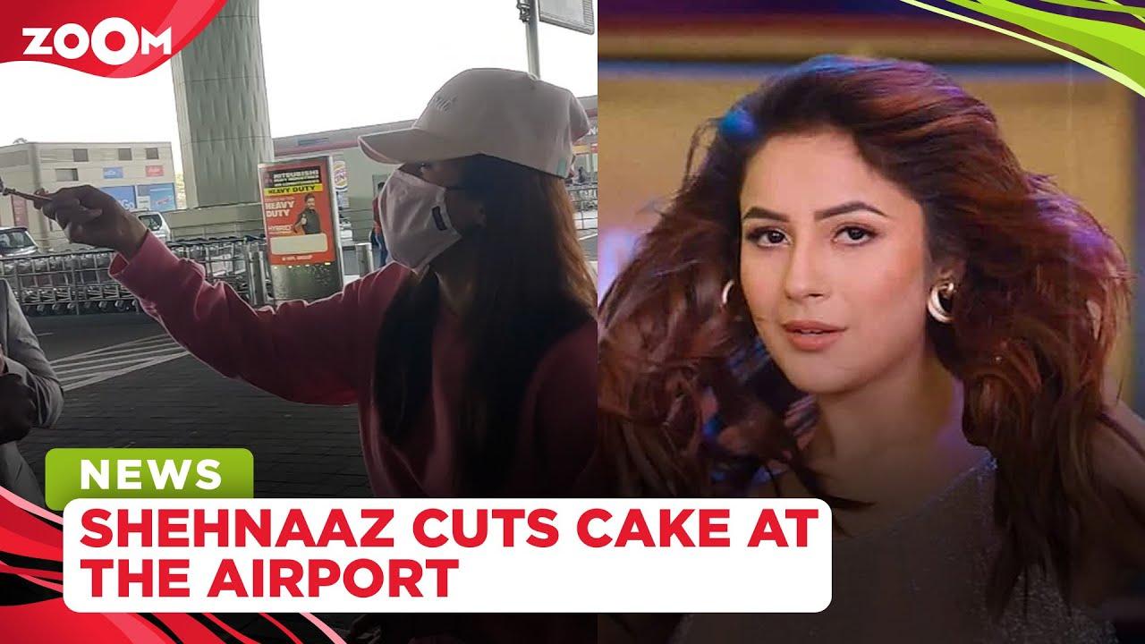 Shehnaaz Gill celebrates her belated birthday & Shona Shona success, her weight loss shocks fans